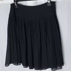 LOFT ruffled skirt